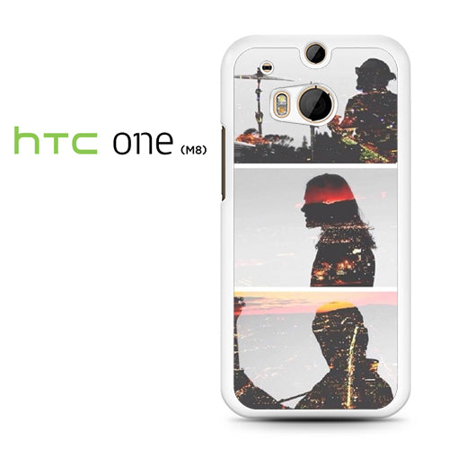 30 Seconds To Mars City Of Angels - HTC M8 Case - Tatumcase