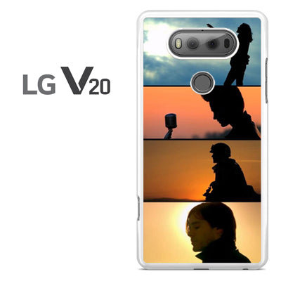 30 Seconds To Mars Cool Band - LG V20 Case - Tatumcase