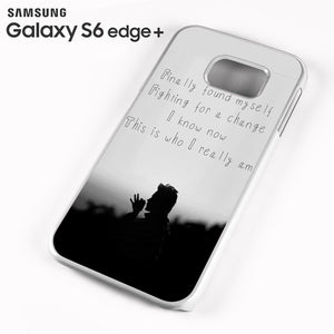 30 Seconds To Mars Found My Self - Samsung Galaxy S6 Edge Plus Case - Tatumcase
