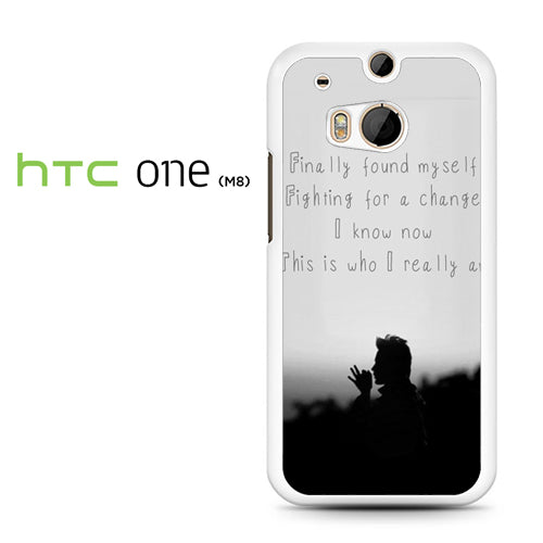 30 Seconds To Mars Found My Self - HTC M8 Case - Tatumcase