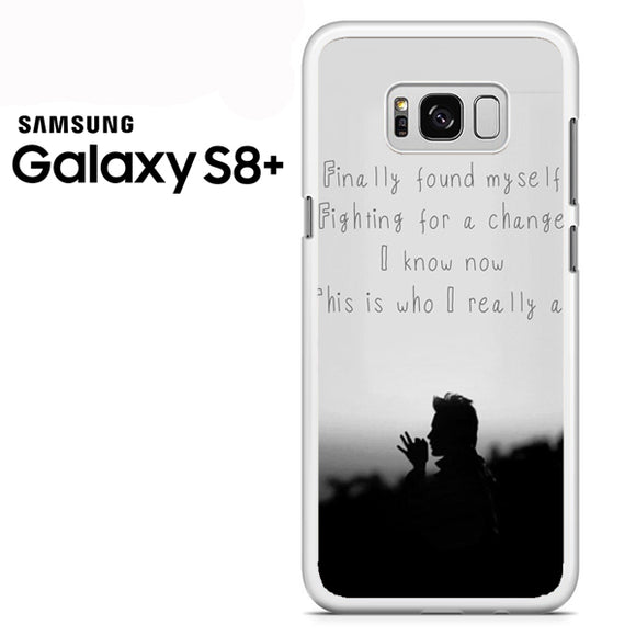 30 Seconds To Mars Found My Self - Samsung Galaxy S8 Plus Case - Tatumcase