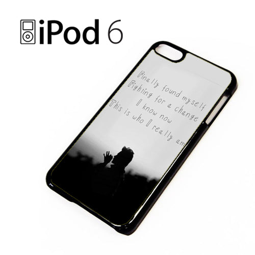 30 Seconds To Mars Found My Self - iPod 6 Case - Tatumcase