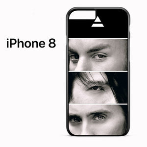 30 Seconds To Mars Members - iPhone 8 Case - Tatumcase