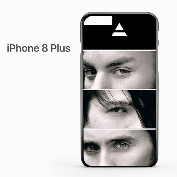 30 Seconds To Mars Members - iPhone 8 Plus Case - Tatumcase