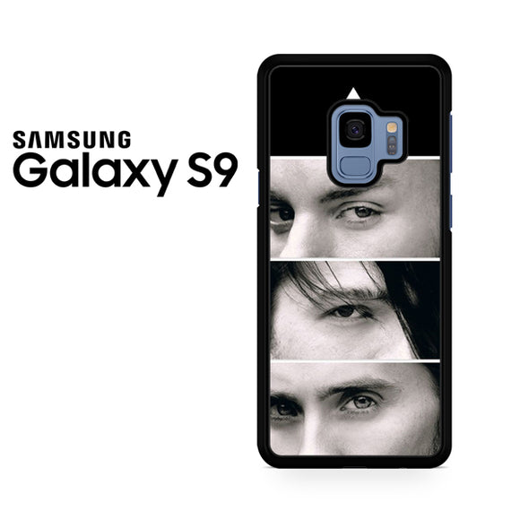 30 Seconds To Mars Members - Samsung Galaxy S9 Case - Tatumcase
