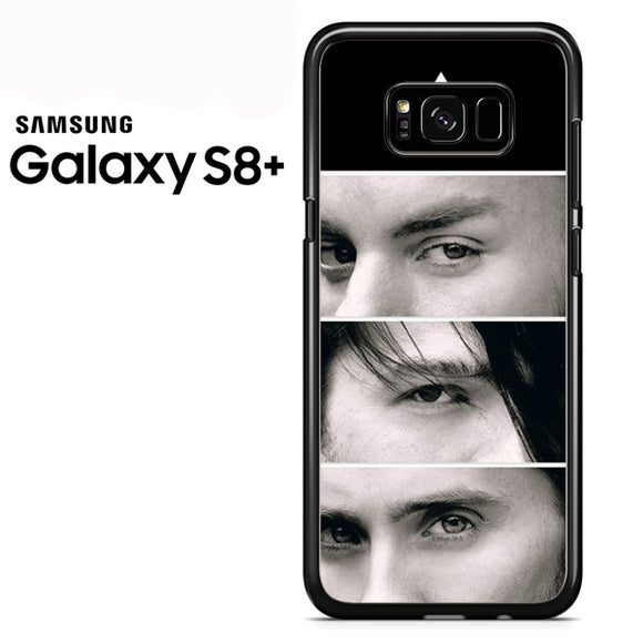 30 Seconds To Mars Members - Samsung Galaxy S8 Plus Case - Tatumcase
