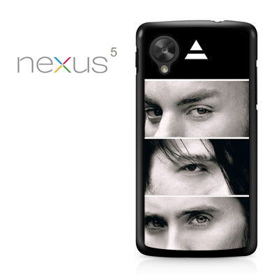 30 Seconds To Mars Members - Nexus 5 Case - Tatumcase
