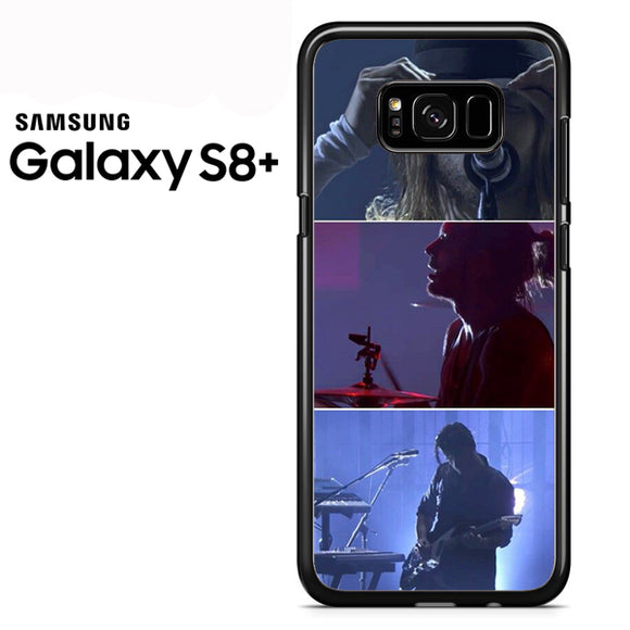 30 Seconds To Mars On Stage - Samsung Galaxy S8 Plus Case - Tatumcase