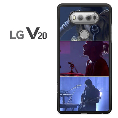 30 Seconds To Mars On Stage - LG V20 Case - Tatumcase