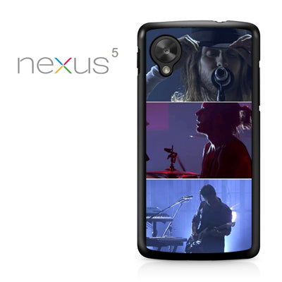 30 Seconds To Mars On Stage - Nexus 5 Case - Tatumcase