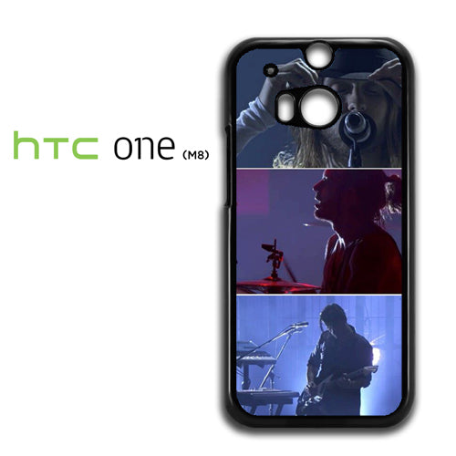30 Seconds To Mars On Stage - HTC M8 Case - Tatumcase