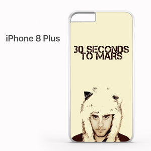 30 Seconds to Mars Jared Letto - iPhone 8 Plus Case - Tatumcase