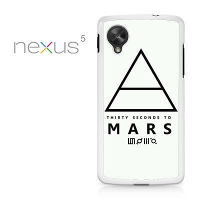 30 Seconds to Mars Logo 1 - Nexus 5 Case - Tatumcase