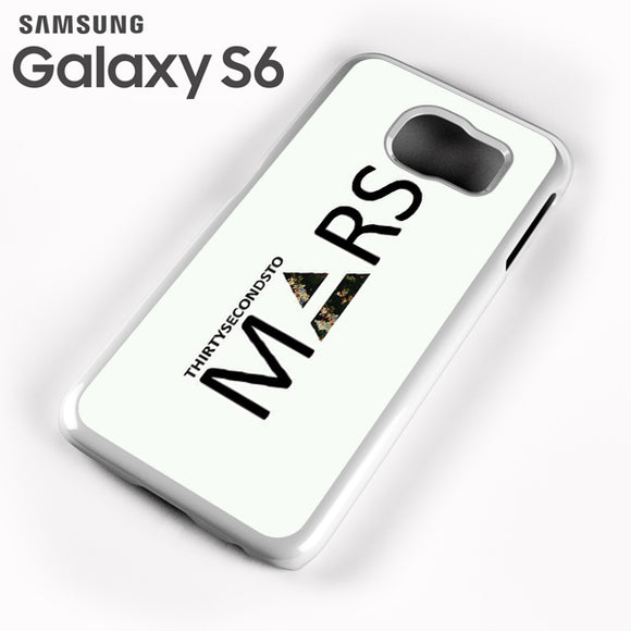 30 Seconds to Mars Logo 2 - Samsung Galaxy S6 Case - Tatumcase