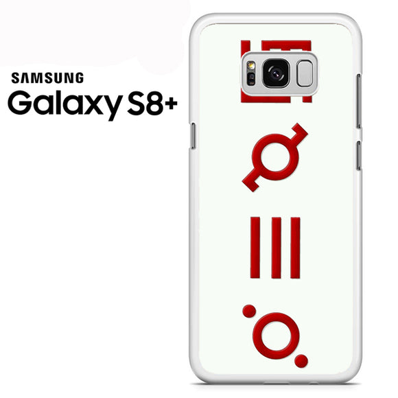 30 Seconds to Mars Logo 3 - Samsung Galaxy S8 Plus Case - Tatumcase