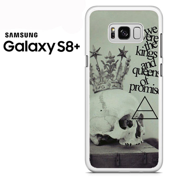 30 Seconds to Mars Lyrics 2 - Samsung Galaxy S8 Plus Case - Tatumcase