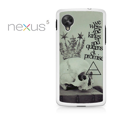 30 Seconds to Mars Lyrics 2 - Nexus 5 Case - Tatumcase