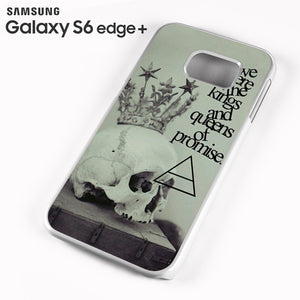 30 Seconds to Mars Lyrics 2 - Samsung Galaxy S6 Edge Plus Case - Tatumcase