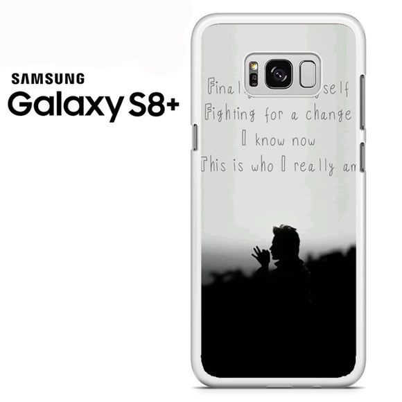 30 Seconds to Mars Lyrics 3 - Samsung Galaxy S8 Plus Case - Tatumcase