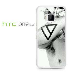 30 Seconds to Mars Tatto - HTC ONE M9 Case - Tatumcase