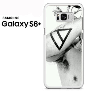 30 Seconds to Mars Tatto - Samsung Galaxy S8 Plus Case - Tatumcase