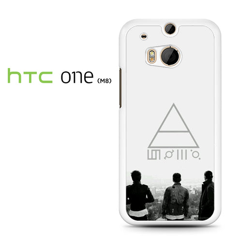 30 Seconds to Mars - HTC M8 Case - Tatumcase