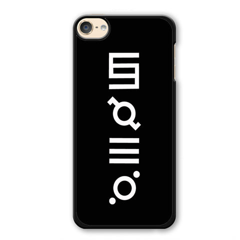 30 Second To Mars TATUM-26 Apple Phonecase Cover For Ipod Touch 4, Ipod Touch 5, Ipod Touch 6