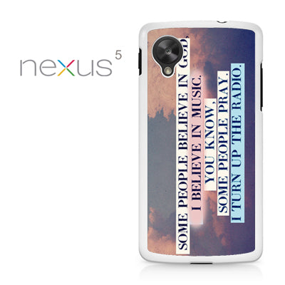 30 seconds to mars quotes - Nexus 5 Case - Tatumcase