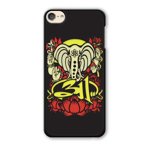 311 Elephant Poster TATUM-57 Apple Phonecase Cover For Ipod Touch 4, Ipod Touch 5, Ipod Touch 6 - tatumcase