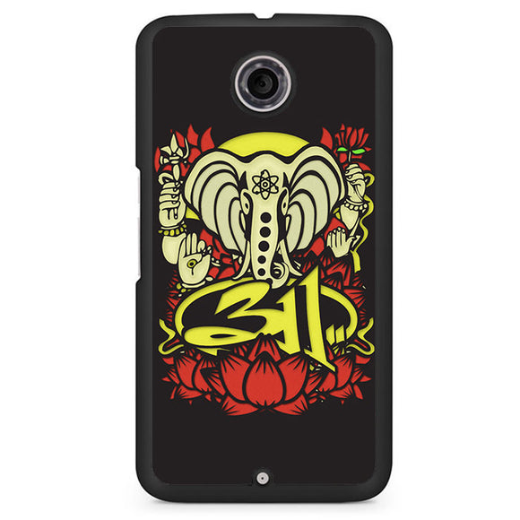 311 Elephant Poster TATUM-57 Google Phonecase Cover For Nexus 4, Nexus 5, Nexus 6 - tatumcase