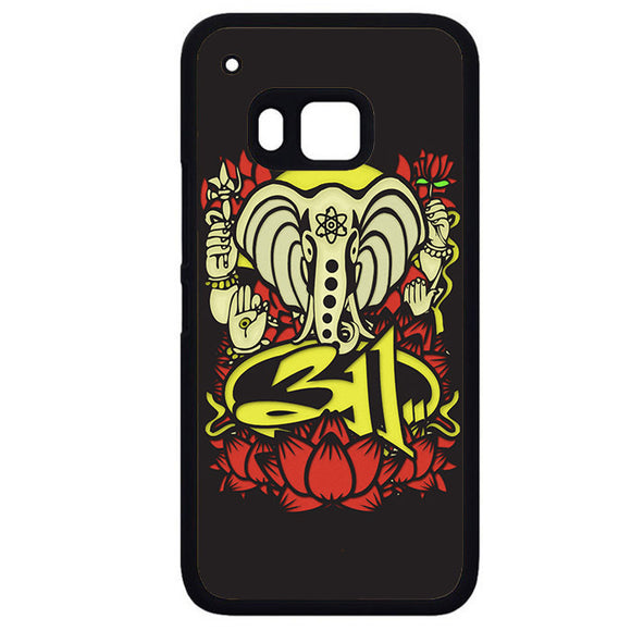 311 Elephant Poster TATUM-57 HTC Phonecase Cover HTC One M7, HTC One M8, HTC One M9, HTC One X - tatumcase