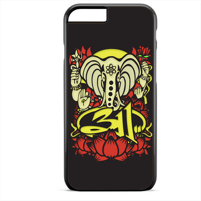 311 Elephant Poster Apple Phonecase For Iphone 4/4S Iphone 5/5S Iphone 5C Iphone 6 Iphone 6S Iphone 6 Plus Iphone 6S Plus