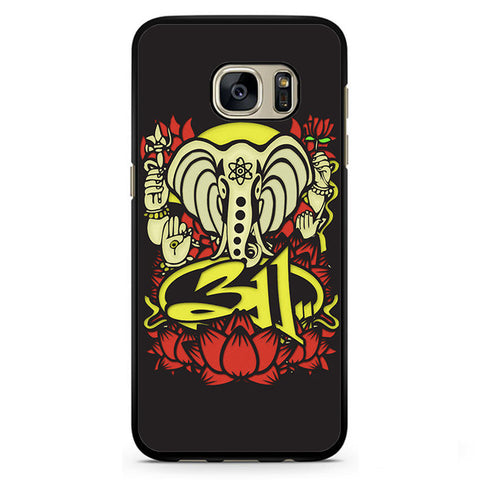 311 Elephant Poster Samsung Phonecase For Samsung Galaxy S3 Samsung Galaxy S4 Samsung Galaxy S5 Samsung Galaxy S6 Samsung Galaxy S7