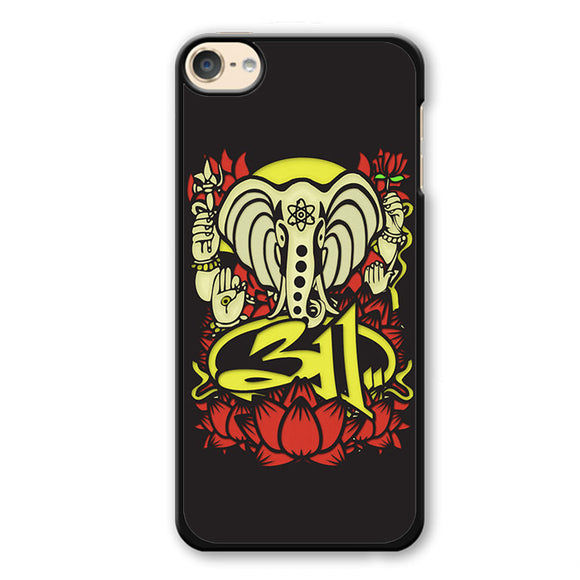 311 Elephant Poster Apple Phonecase For Ipod Touch 4 Ipod Touch 5 Ipod Touch 6 - tatumcase