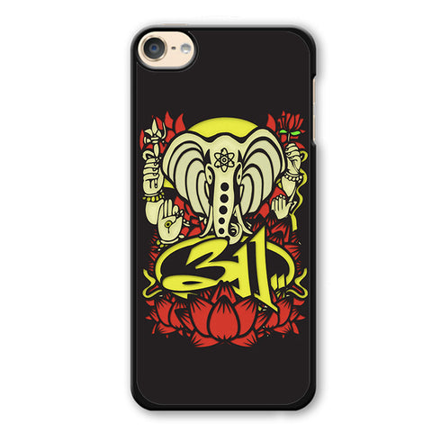 311 Elephant Poster Apple Phonecase For Ipod Touch 4 Ipod Touch 5 Ipod Touch 6