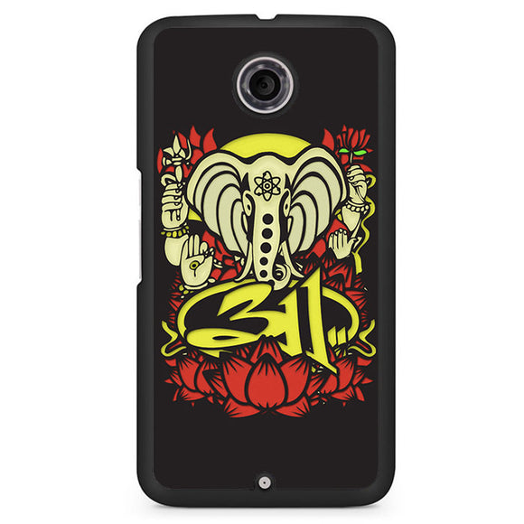 311 Elephant Poster Google Phonecase For Google Nexus 4 Nexus 5 Nexus 6 - tatumcase