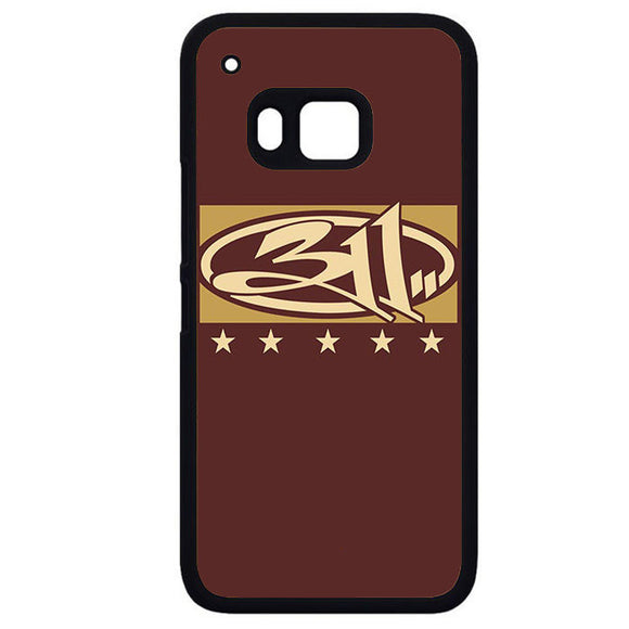 311 Logo Art HTC Phonecase For HTC One M7 HTC One M8 HTC One M9 HTC One X - tatumcase