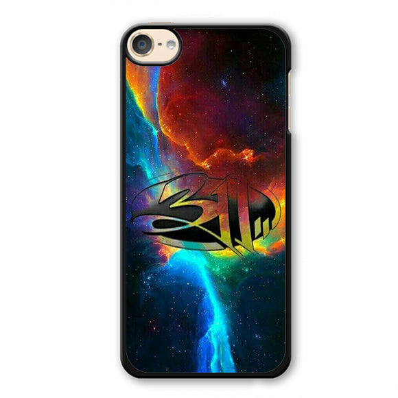 311 Logo Galaxy Apple Phonecase For Ipod Touch 4 Ipod Touch 5 Ipod Touch 6 - tatumcase