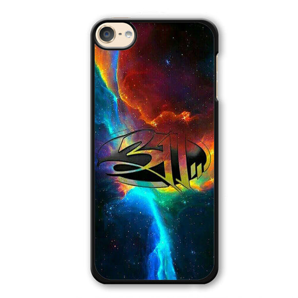 311 Logo Galaxy TATUM-59 Apple Phonecase Cover For Ipod Touch 4, Ipod Touch 5, Ipod Touch 6 - tatumcase
