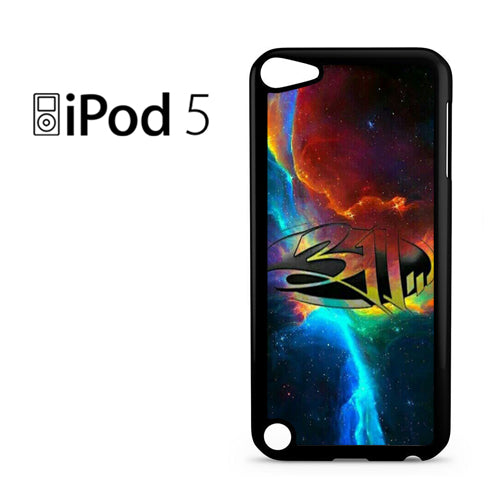 311 Logo Galaxy - iPod 5 Case - Tatumcase