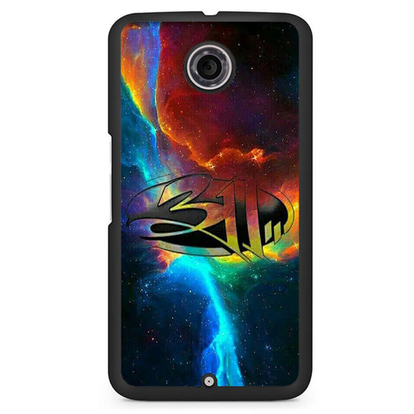 311 Logo Galaxy Google Phonecase For Google Nexus 4 Nexus 5 Nexus 6 - tatumcase