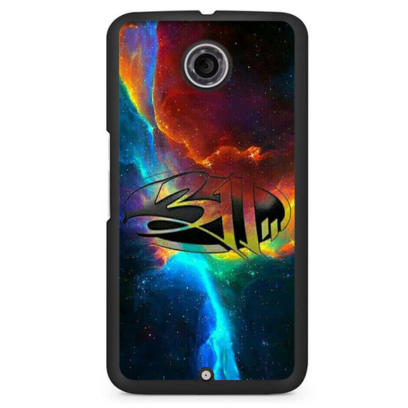 311 Logo Galaxy TATUM-59 Google Phonecase Cover For Nexus 4, Nexus 5, Nexus 6 - tatumcase