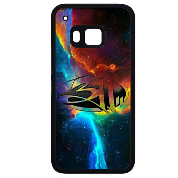 311 Logo Galaxy HTC Phonecase For HTC One M7 HTC One M8 HTC One M9 HTC One X - tatumcase