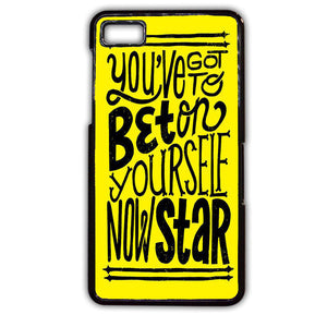 311 Quote TATUM-60 Blackberry Phonecase Cover For Blackberry Q10, Blackberry Z10 - tatumcase