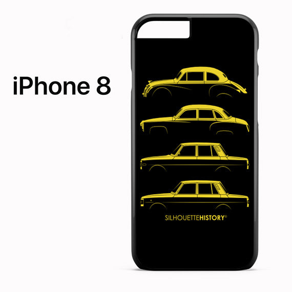 311 Silhouette Hystory - iPhone 8 Case - Tatumcase