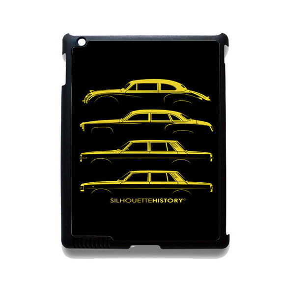 311 Silhouette Hystory TATUM-61 Apple Phonecase Cover For Ipad 2/3/4, Ipad Mini 2/3/4, Ipad Air, Ipad Air 2 - tatumcase