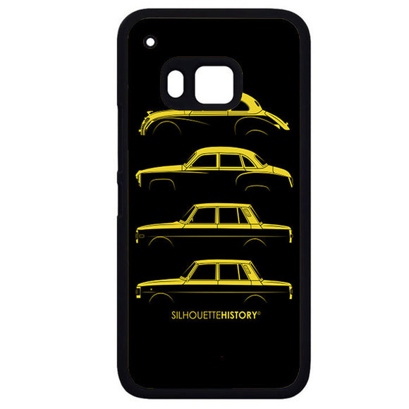 311 Silhouette Hystory TATUM-61 HTC Phonecase Cover HTC One M7, HTC One M8, HTC One M9, HTC One X - tatumcase