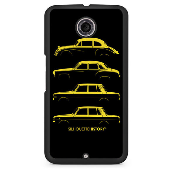 311 Silhouette Hystory TATUM-61 Google Phonecase Cover For Nexus 4, Nexus 5, Nexus 6 - tatumcase