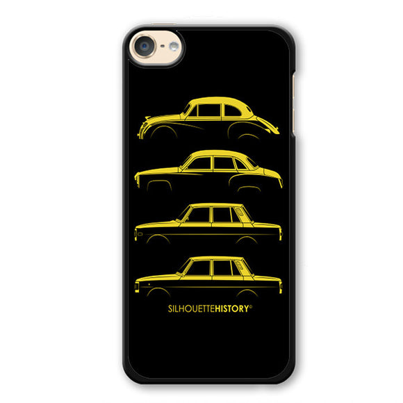 311 Silhouette Hystory TATUM-61 Apple Phonecase Cover For Ipod Touch 4, Ipod Touch 5, Ipod Touch 6 - tatumcase