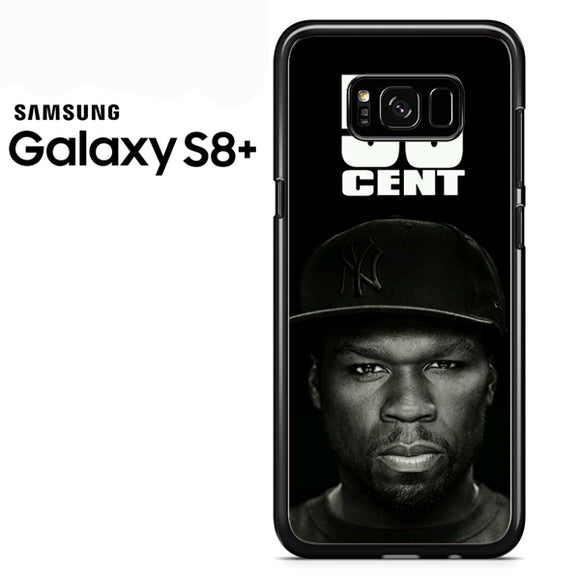 50 Cent Face - Samsung Galaxy S8 Plus Case - Tatumcase